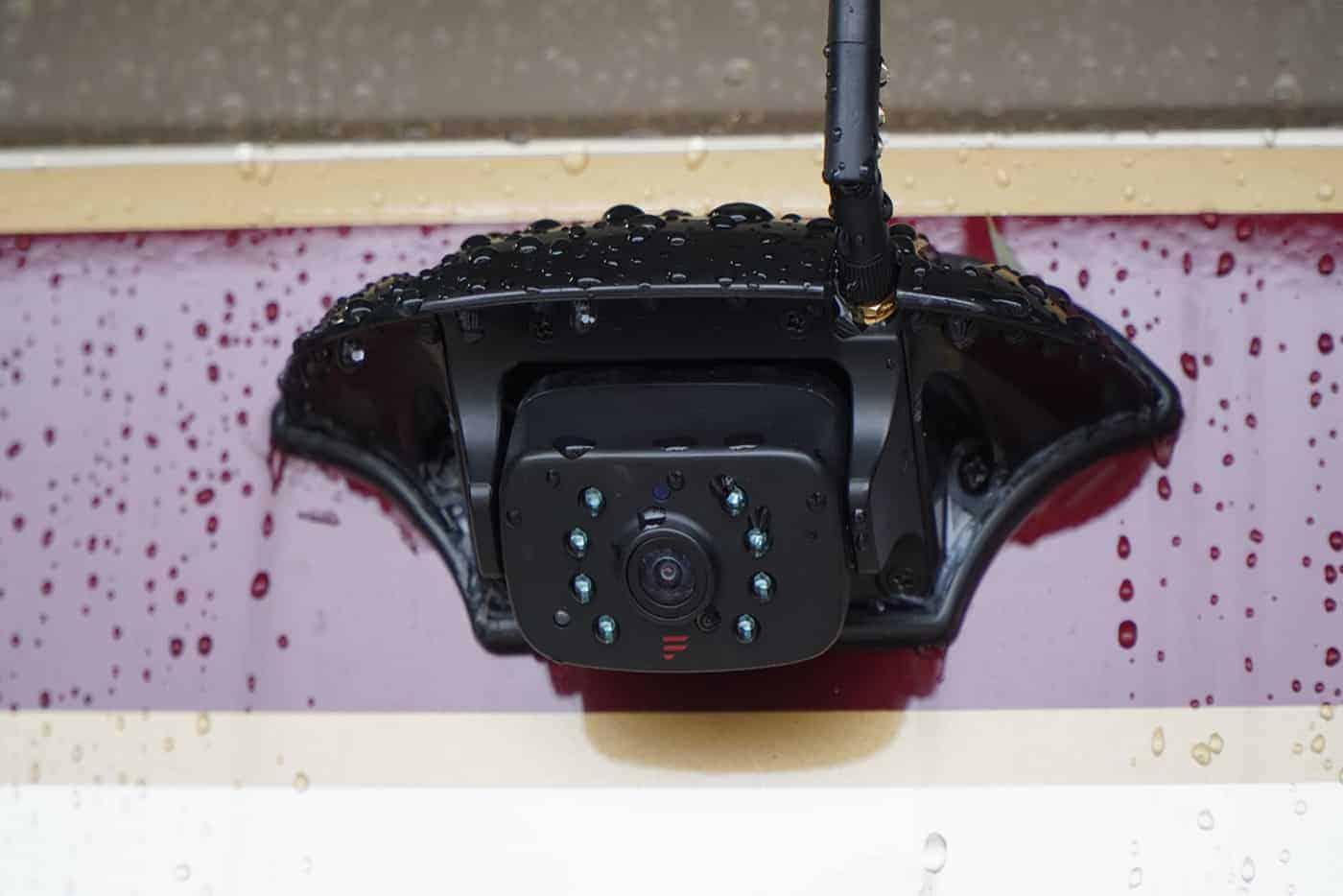 RV Back Up Camera
